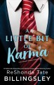 A little bit of karma Book Cover