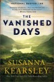 The vanished days Book Cover