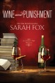 Wine and punishment a literary pub mystery Book Cover