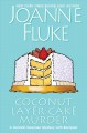 Coconut layer cake murder Book Cover