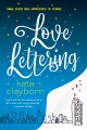 Love lettering Book Cover