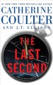 The last second [sound recording] Book Cover