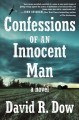 Confessions of an innocent man : a novel Book Cover
