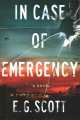 In case of emergency : a novel Book Cover