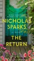 The return [large print] Book Cover