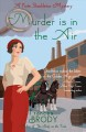 Murder is in the air Book Cover