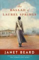 The ballad of Laurel Springs Book Cover