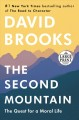 The second mountain [large print] : the quest for a moral life Book Cover