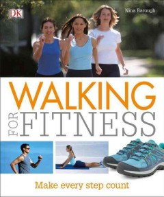 Book Cover For Walking For Fitness