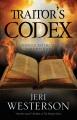 Traitor's codex. Jeri Westerson. cover