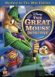 The great mouse detective [videorecording] / Walt Disney Pictures presents ; produced in association with Silver Screen Partners II ; produced by Burny Mattinson ; directed by John Musker ... [et a... cover