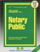 Notary public : test preparation study guide : questions & answers. cover