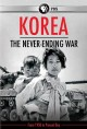 Korea : the never ending war cover