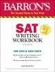 Barron's SAT writing workbook / George Ehrenhaft, Ed.D. cover