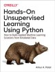 Hands-on unsupervised learning using Python : how to build applied machine learning solutions from unlabeled data. / Ankur A. Patel. cover