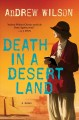 Death in a desert land : a novel / Andrew Wilson. cover