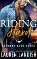 Riding hard / Lauren Landish. cover