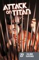 Attack on Titan. 27 / Hajime Isayama ; translation: Ko Ransom ; lettering: Steve Wands. cover