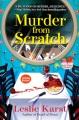 Murder from scratch / Leslie Karst. cover