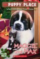 Maggie and Max / Ellen Miles. cover