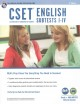 Cset english subtests i-iv. cover