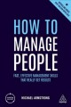 How to manage people : fast, effective management skills that really get results / Michael Armstrong. cover