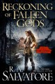 Reckoning of fallen gods / A Tale of the Coven R. A. Salvatore. cover