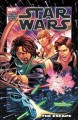 Star Wars. Vol. 10, The escape / writer, Kieron Gillen ; artists, Andrea Broccardo (#56, #61), Angel Unzueta (#57-60) ; color artists, Guru-eFX ; letterer, VC's Clayton Cowles ; Jamal Campbell, cov... cover