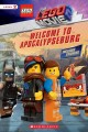 The LEGO movie 2. Welcome to Apocalypseburg / adapted by Kate Howard. cover