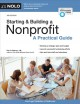 Starting & building a nonprofit : a practical guide / Peri H. Pakroo, J.D. cover