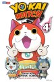 Yo-kai watch. 4 / story and art by Noriyuki Konishi ; original concept and supervision by Level-5 Inc. cover