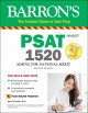 Barron's PSAT/NMSQT 1520 : aiming for National Merit / Brian W. Stewart, M.Ed., President, BWS Education Consulting, Inc.. cover