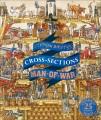 Man-of-war / illustrated by Stephen Biesty ; written by Richard Platt. cover