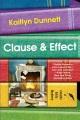 Clause & effect / Kaitlyn Dunnett. cover
