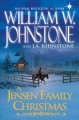 A Jensen family Christmas / William W. Johnstone and J.A. Johnstone. cover