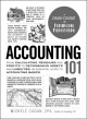 Accounting 101 : from calculating revenues and profits to determining assets and liabilities, an essential guide to accounting basics / Michele Cagan. cover