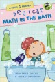 Math in the bath / Jennifer Oxley + Billy Aronson. cover