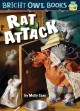 Rat attack / by Molly Coxe. cover