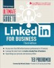 Ultimate guide to Linkedin for business / Ted Prodromou. cover