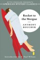 Rocket to the morgue / Anthony Boucher ; introduction by F. Paul Wilson. cover