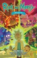 Rick and Morty presents. cover