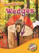 Wedges / by Joanne Mattern. cover