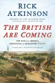 THE BRITISH ARE COMING cover