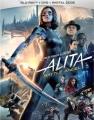 Alita : battle angel cover