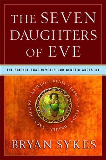 Book Jacket The Seven Daughters Of Eve