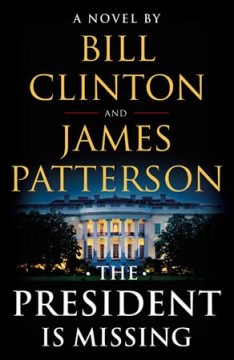 Book Cover The President Is Missing