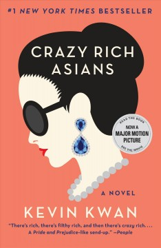 Book Cover Crazy Rich Asians
