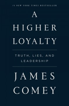Book Jacket For A Higher Loyalty