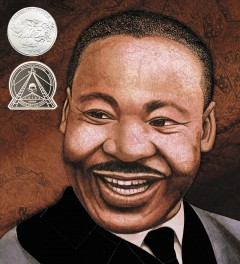 Martin's Big Words: The Life of Dr. Martin Luther King Jr. by Doreen Rappaport