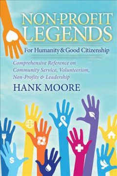 Cover Image of Nonprofit Legends